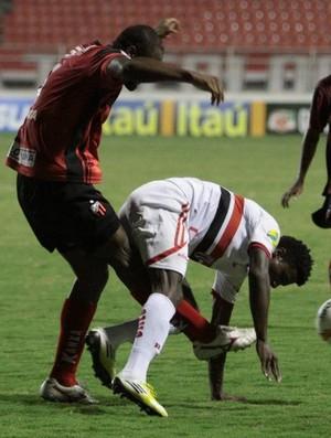 Ituano x Botafogo-SP (Foto: Rogério Moroti/Ag. Botafogo)