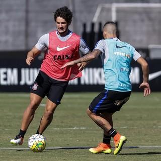 Alexandre Pato Corinthians (Foto: Rodrigo Gazzanel/Ag. Corinthians)