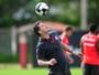 Há cinco jogos sem sofrer gol, Argel pode igualar marca de Tite em 2009