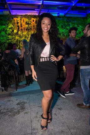 Juliana Alves em festa no Rio (Foto: Raphael Mesquita/ Divulgação)