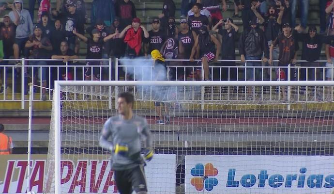 Joinville x Avaí rojão (Foto: Reprodução)