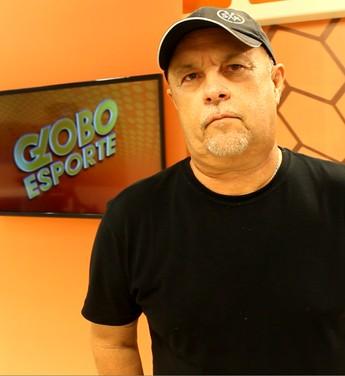 Pedro Manta (Foto: Renan Morais/GloboEsporte.com)