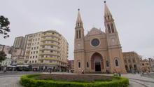 Michelly Correa desbravou o centro de Curitiba! (Reprodução/RPC)