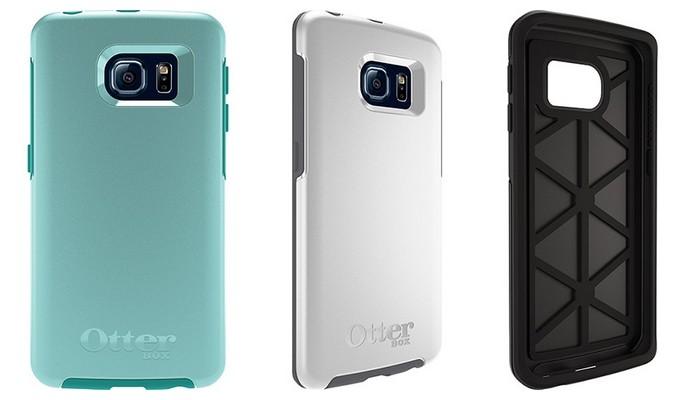 Symmetry Series Case para Galaxy S6 Edge (Foto: Divulgação/Otter Box)