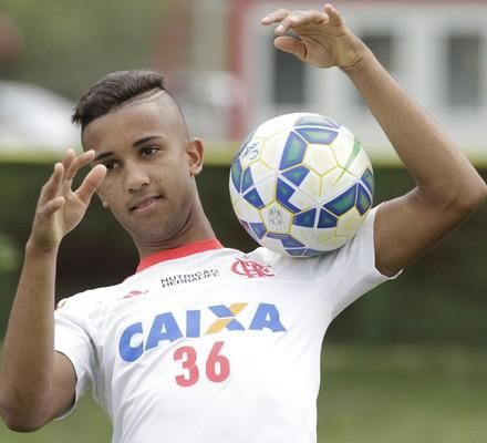 Jorge Flamengo (Foto: Gilvan de Souza/ Flamengo Oficial)