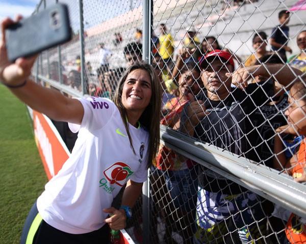 Emily Lima (Foto: Divulgação CBF)