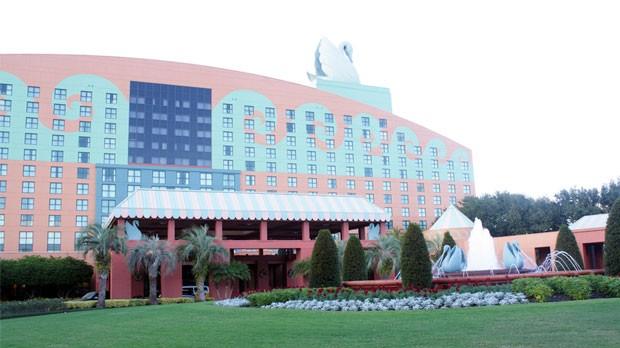 Swan Hotel Disney (Foto: Divulgao)