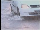 Oeste de SC volta a registrar alagamentos após forte chuva