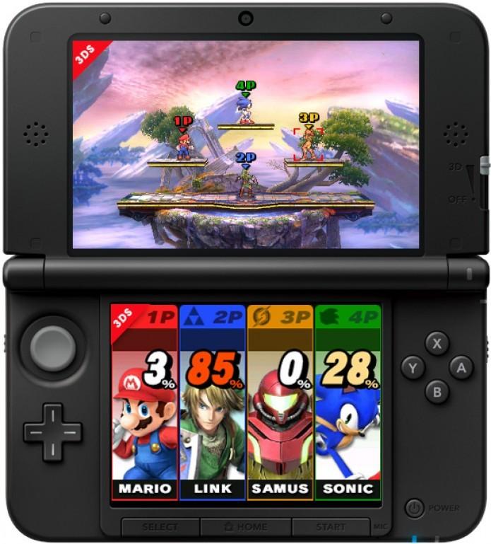 Super Smash Bros.: comandos simples e grande variedade de combos (Foto: Divulgação)
