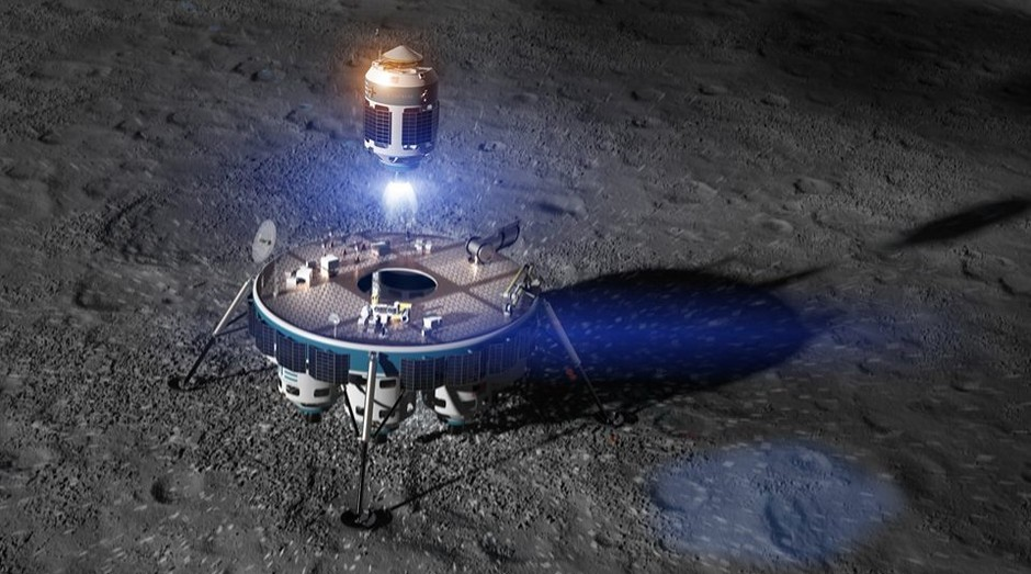 Robô da Moon Express, que planeja fazer uma exploração não-tripulada da Lua (Foto: Divulgação)