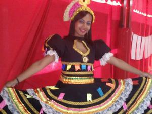 Vítima era integrante do Grupo de Dança Folc Popular. (Foto: Facebook/ Arquivo Pessoal)