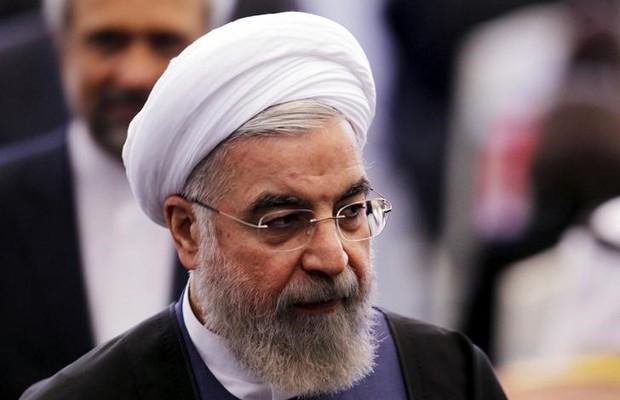 O presidente do Irã, Hassan Rouhani, saudou nesta terça-feira (14) o acordo histórico sobre o programa nuclear iraniano  (Foto: Beawiharta/Reuters)