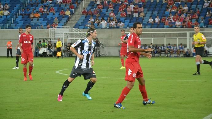 ABC x América-Rn - Arena das Dunas (Foto: Jocaff Souza)