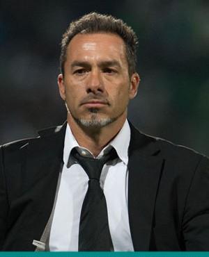 Gustavo Matosas, do León-MEX (Foto: Reprodução/Site Oficial)