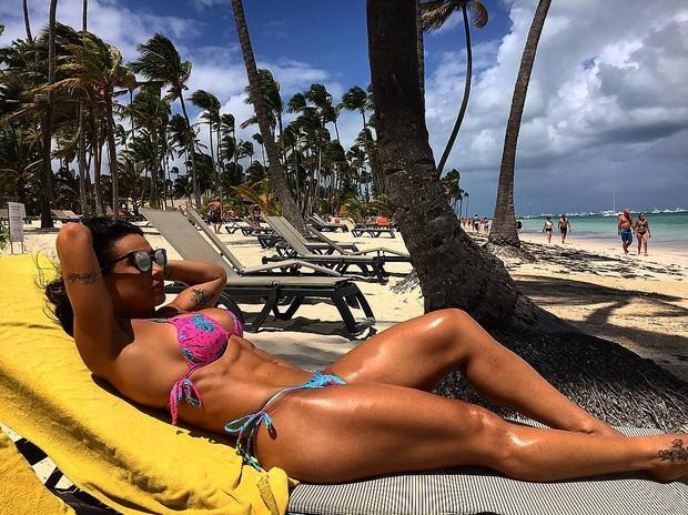 Scheila Carvalho (Foto: Instagram / Reprodução)