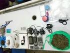Policia apreende drogas, motos e arma falsa no interior do AM