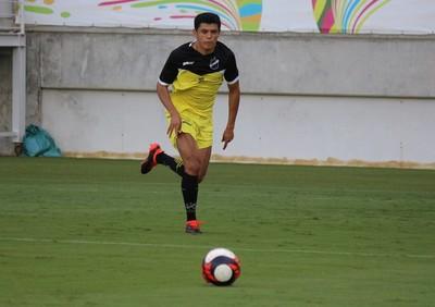 ABC - Echeverría (Foto: Andrei Torres/ABC FC)