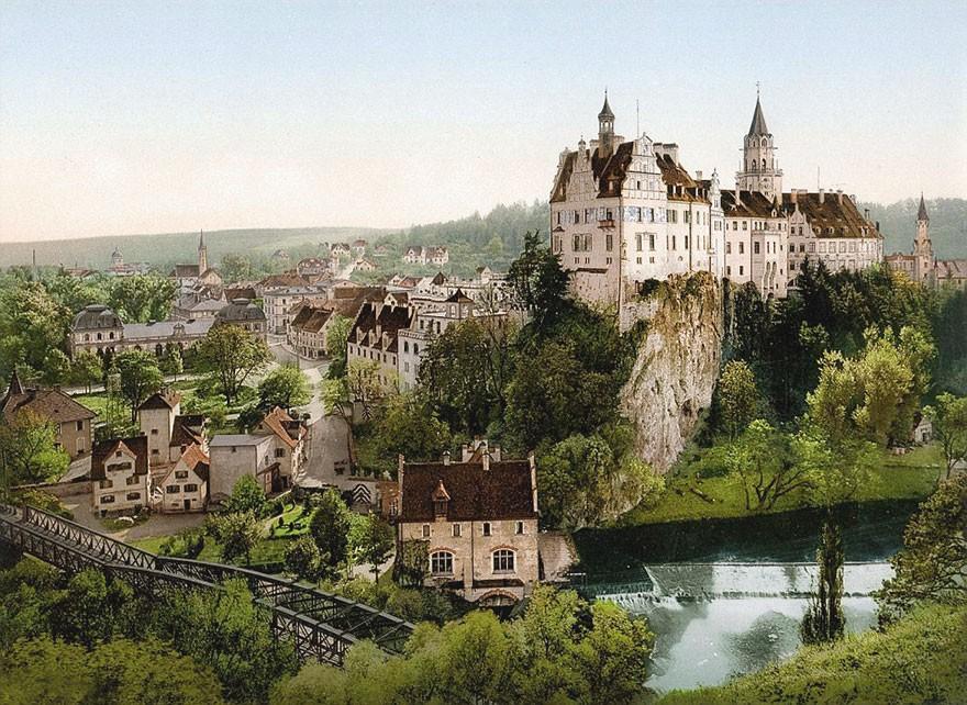 Castelo de Sigmaringen (Foto: TASCHEN via BoredPanda)