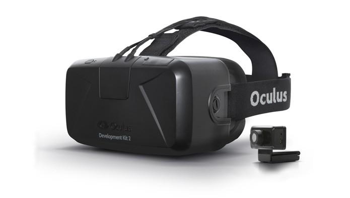 DK2, segundo kit do Rift para desenvolvedores, foi vendido em 2014 (Foto: Divulgação/Oculus VR)