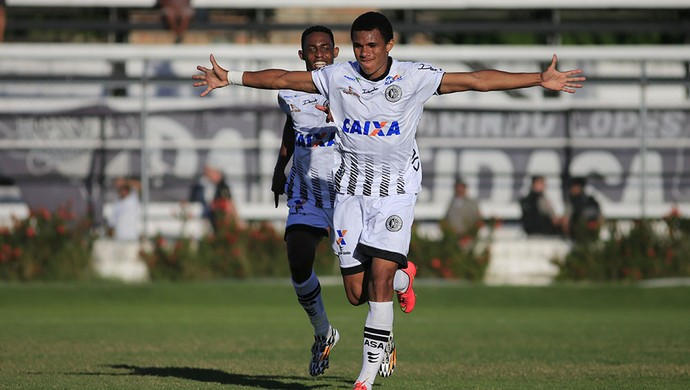 Wanderson, atacante do ASA (Foto: Ailton Cruz/ Gazeta de Alagoas)