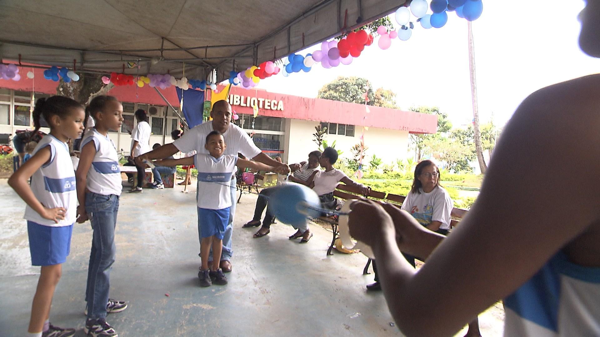 Projeto Presença: cem cidades brasileiras e 20 países no estímulo à criançada (Foto: Divulgação)