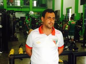 Eduardo Henrique, Operário VG (Foto: Derik Bueno)