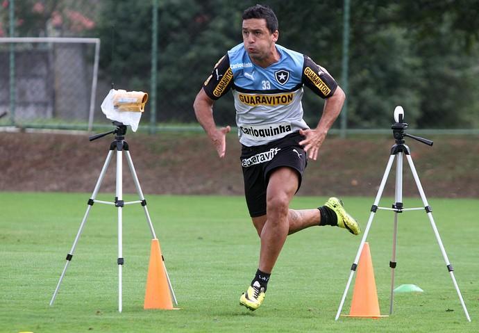 Edilson Botafogo (Foto: Satiro Sodré / Botafogo)