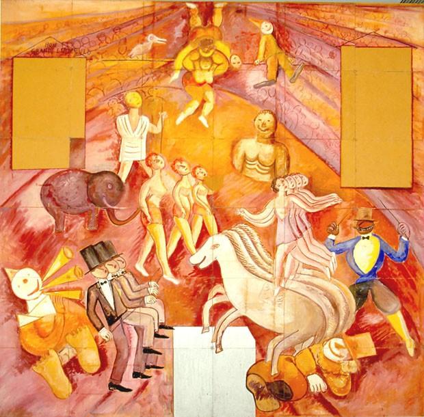 Salão de Arte Hebraica (Foto: Divulgação)