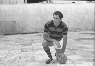 Cláudio Marzo - Irmãos Coragem 1970 (Foto: CEDOC / Globo)