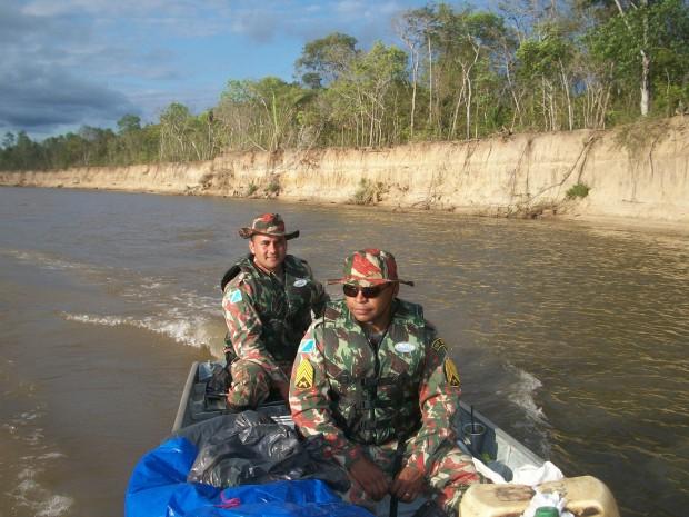 Polícia Ambiental antecipa operação às vésperas da piracema em MS (Foto: Divulgação/PMA)