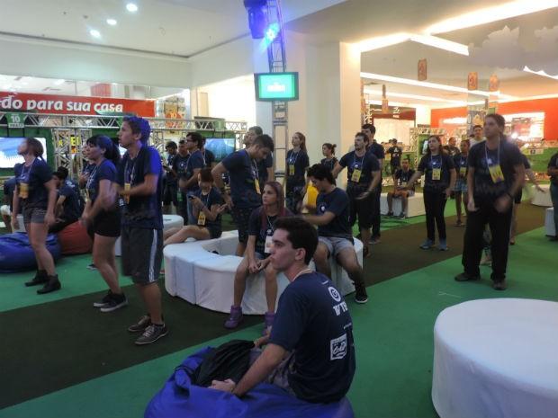 Segundo e último dia de evento em Rio Preto começou às 14h (Foto: Bruna Alves/G1)