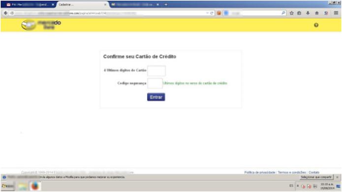 Falso E Mail Sobre Conta Cancelada No Mercado Livre é Golpe