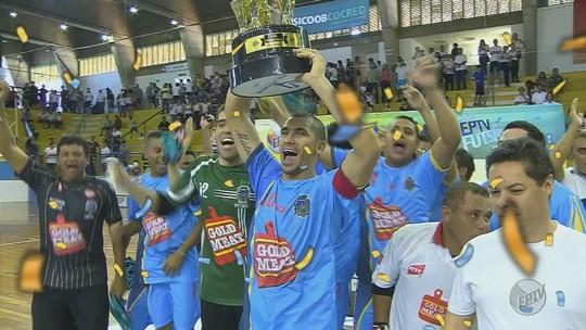 Com média de 6 gols por jogo, Taça EPTV divulga números e premiações
