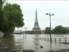 Temporal causa mortes e prejuízo na França e na Alemanha