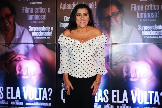 Regina Casé lança filme (Foto:  Manuela Scarpa/Photo Rio News)
