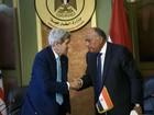 Kerry tenta convencer árabes do Golfo Pérsico sobre acordo com Irã