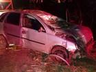 Homem morre após bater carro em árvore em estrada rural de Limeira