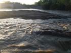 Águas da transposição chegam ao açude de Camalaú, na PB, diz Aesa