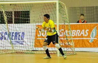 João Neto permanece no Concórdia e sonha com seleção brasileira de futsal