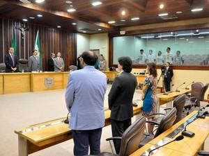 Constituição foi aprovada por unanimidade pelos deputados estaduais do RN (Foto: Divulgação/Assembleia Legislativa do RN)