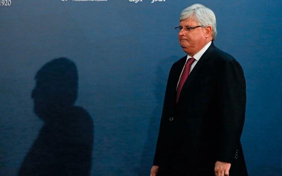Rodrigo Janot, procurador-geral da República (Foto:  Pedro Ladeira/Folhapress)