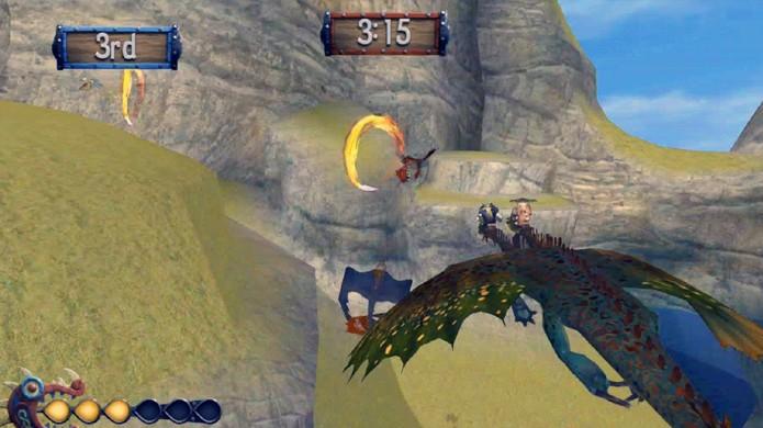 Como Treinar seu Dragão 2 tem tantos defeitos que é difícil acreditar que foi lançado (Foto: Nintendo Life)