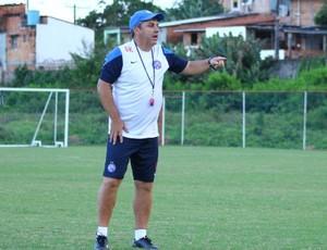 Gilson Kleina e Maxi Biancucchi em treino do Bahia (Foto: Divulgação / EC Bahia)