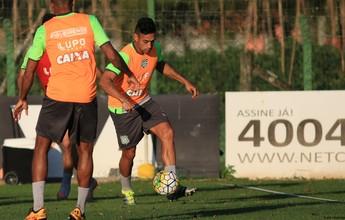"""Werley vê Figueira pronto para buscar classificação: """"Vamos dar o máximo"""""""