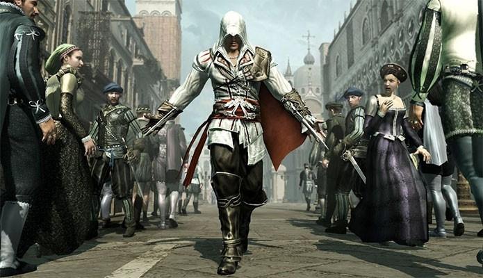 Assassins Creed 2 ainda é o melhor game da série (Foto: Divulgação/Ubisoft)