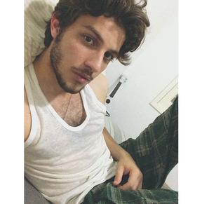 Chay Suede (Foto: Reprodução/Instagram) - chay_suede