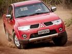 Primeiras impressões: Mitsubishi L200 Triton HPE 2013