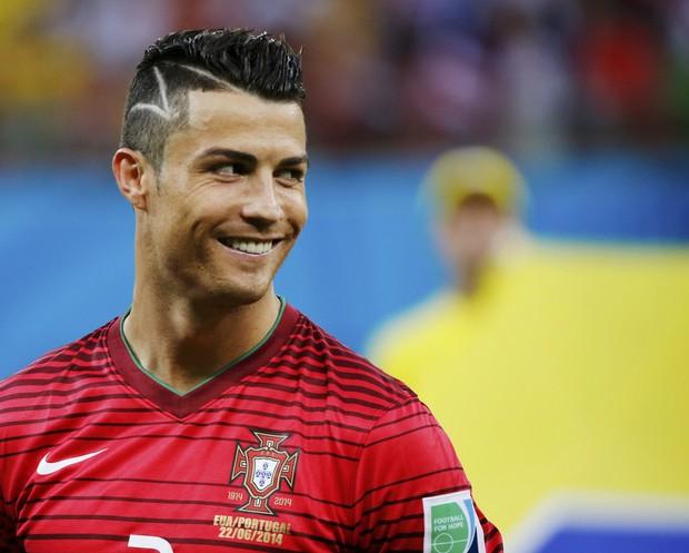 Cristiano Ronaldo (Foto: REUTERS/Jorge Silva )
