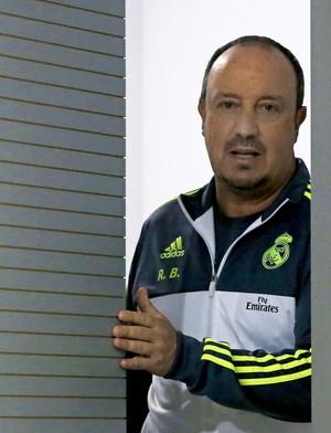 Benitez Real Madrid (Foto: Reuters)