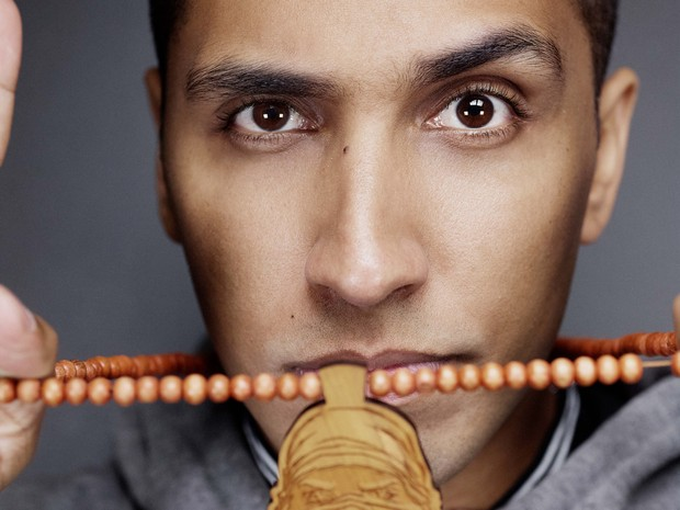Rapper Rashid (Foto: Tiago Rocha/ Arquivo Pessoal)